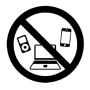 avoid phones